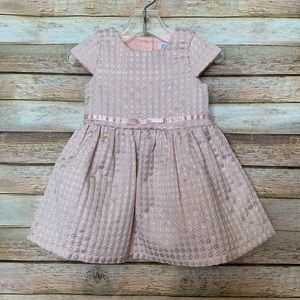 Children's Place Pink Dot Dress - Size 12-18M